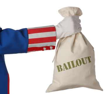 Uncle Sam offering bailout dollars